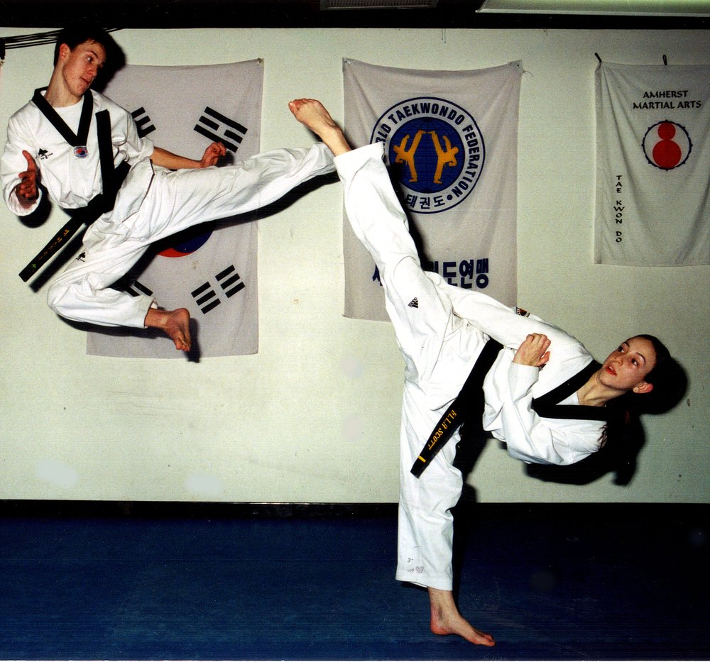 Amherst Martial Arts: 330 College St, Amherst, MA