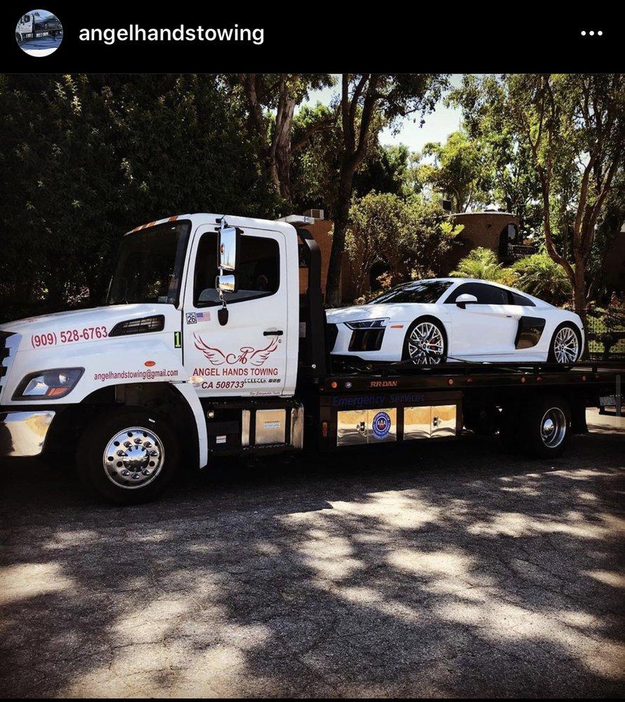 Towing business in Redlands, CA