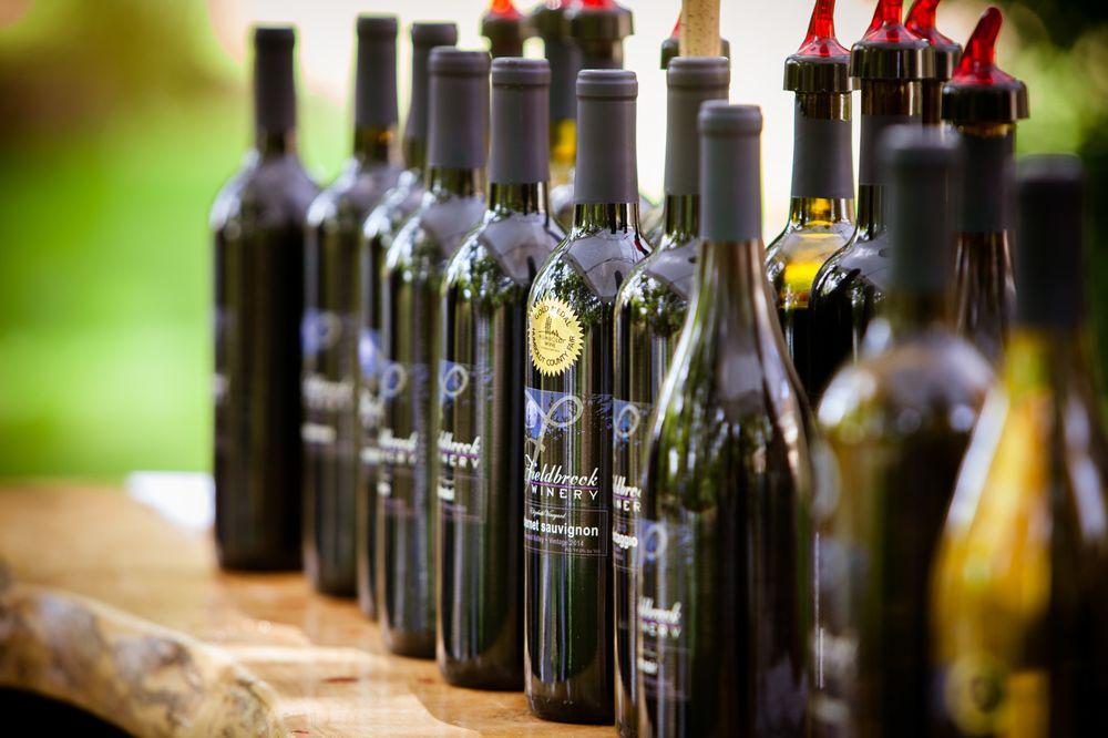 Fieldbrook Winery: 4241 Fieldbrook Rd, McKinleyville, CA