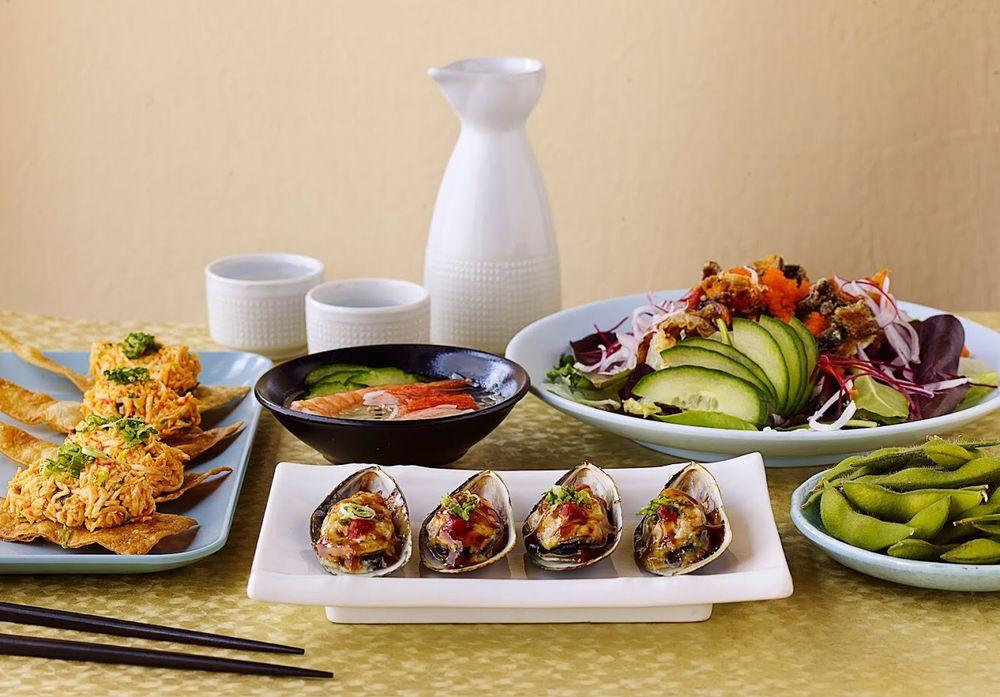 Sake 2 Me Sushi