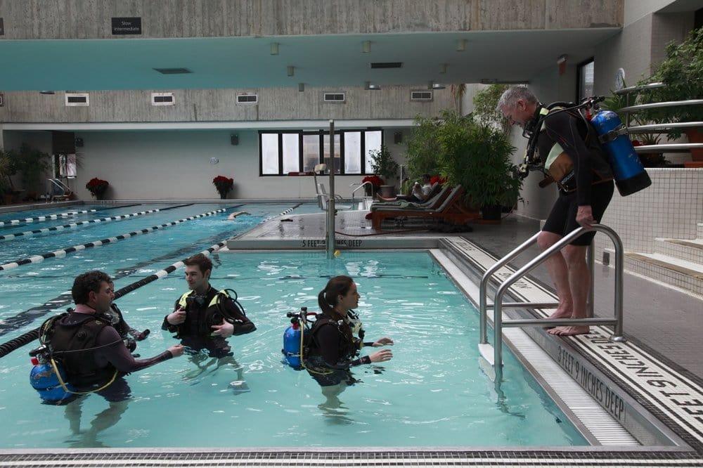 Pan Aqua Scuba Diving Certification Yelp