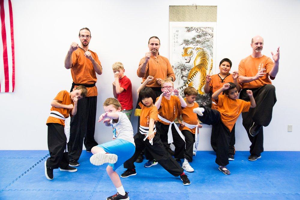 Metrowest Kung Fu