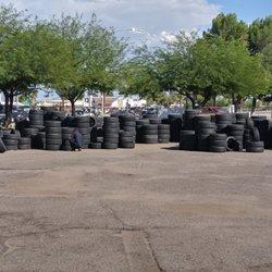 La Tires And Wheels Tires 1266 E Benson Hwy Tucson Az Last