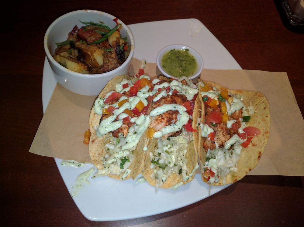 Blackened Mahi Mahi Tacos At Seasons 52 Westshore Mall