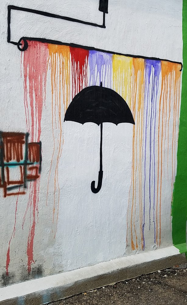 Umbrella: 116 N Van Rensselaer St, Rensselaer, IN
