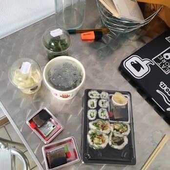 Matsuri ferm 10 photos 31 avis japonais 9 rue - Restaurant japonais tapis roulant paris ...