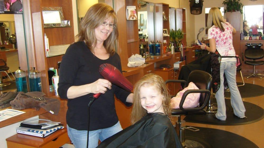 Haley 39 s new cut yelp for Edge hair salon