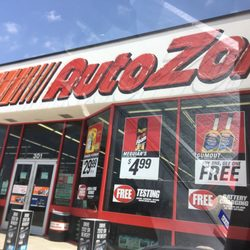 301 Auto Parts >> Autozone Auto Parts Supplies 301 Harwood Rd Bedford