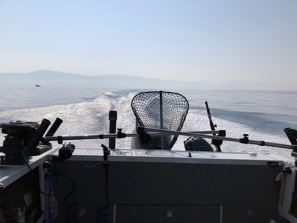 Reel-Lentless Fishing Charters: 5146 N Lake Blvd, Carnelian Bay, CA