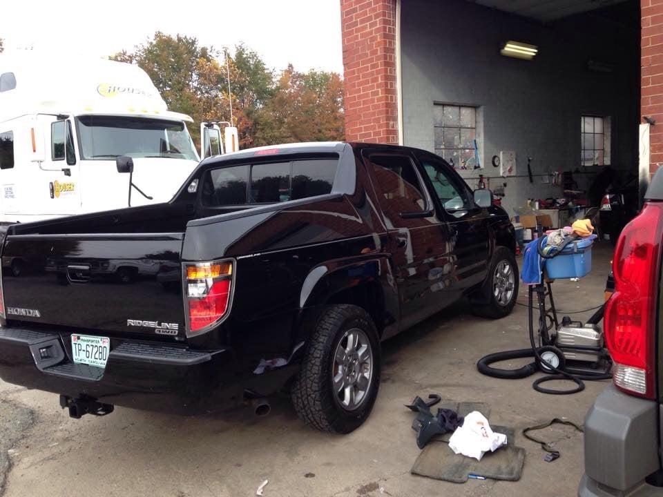 Mk detailing chiuso manutenzione auto hickory nc for La motors hickory nc