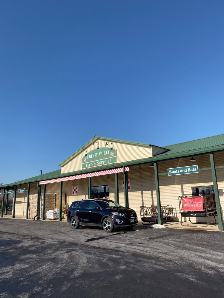 Cherry Valley Feed: 1595 S Bell School Rd, Cherry Valley, IL