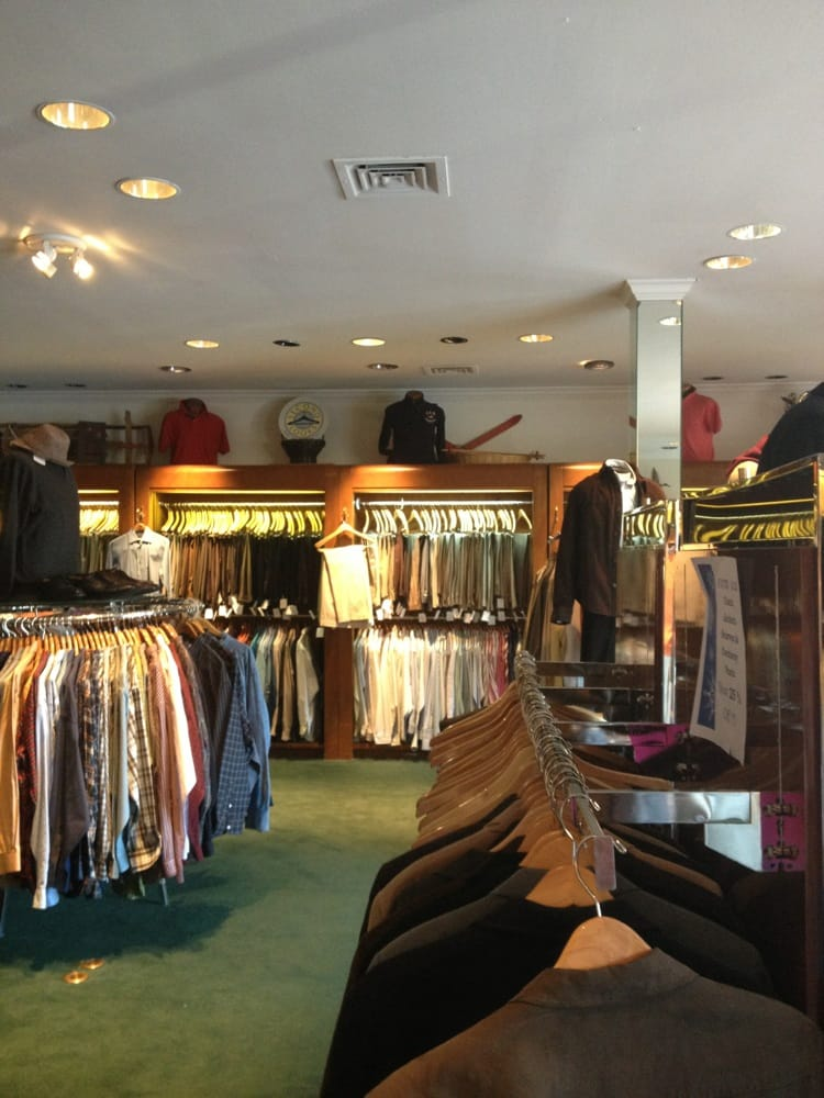 Second Looks Men's Clothing Store, Resale Clothing Store