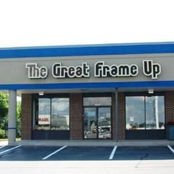 photo of the great frame up indianapolis in united states