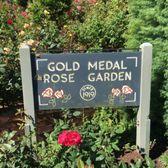 photo of international rose test garden portland or united states - Portland Rose Garden