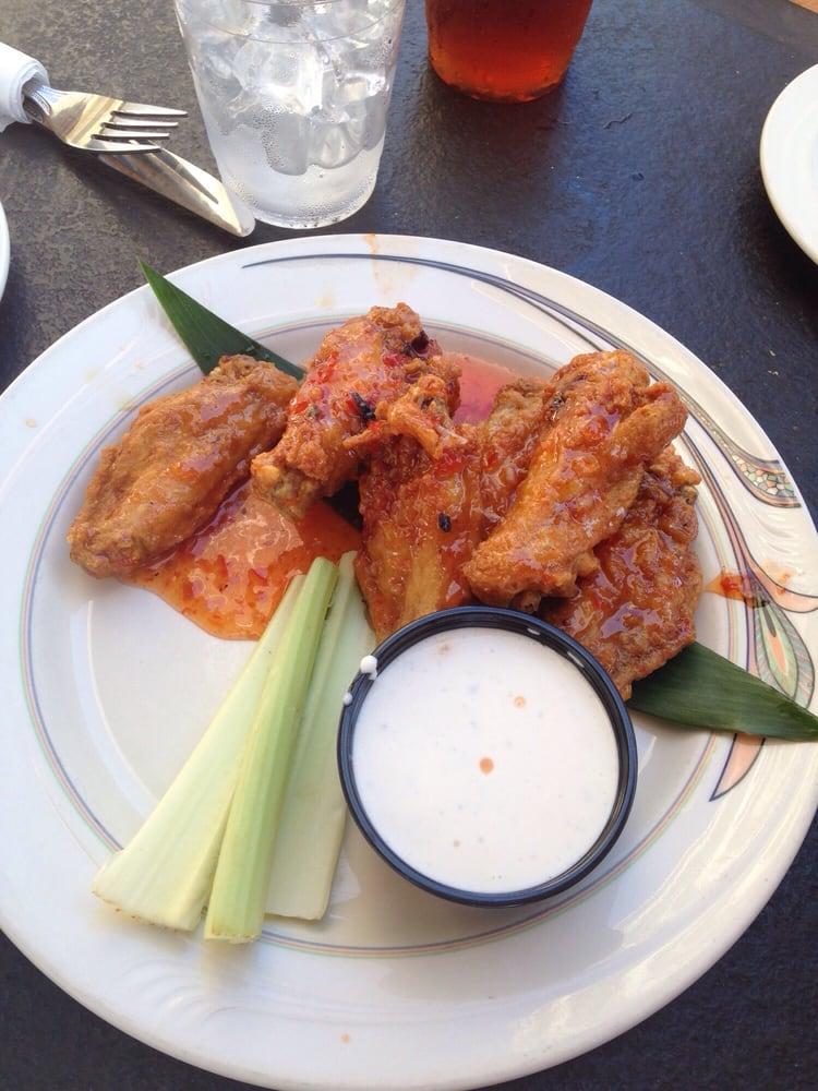 Chili wings yelp for Food bar ohana