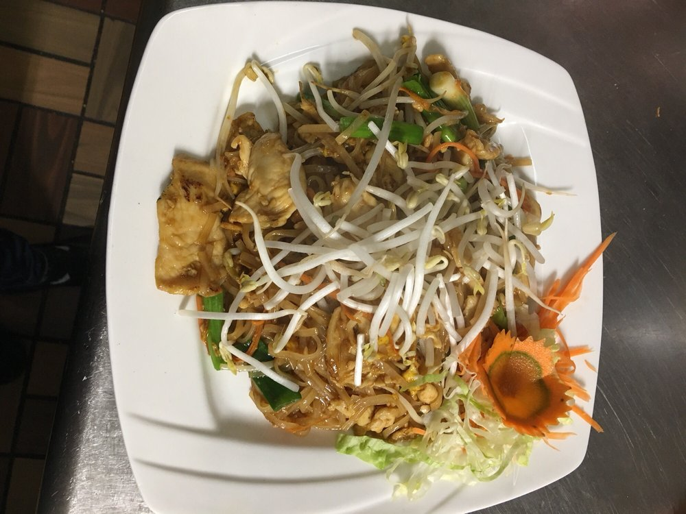 Crazy Thai Restaurant: 1801 7th Ave, Beaver Falls, PA