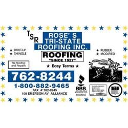 Photo Of Roseu0027s Tri State Roofing   Scottsbluff, NE, United States