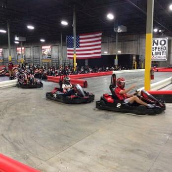 Go Karts Jacksonville Fl >> Autobahn Indoor Speedway & Events - 156 Photos & 44 ...