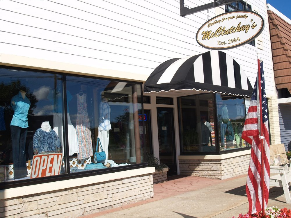 McClutchey's Store: 3510 S Straits Hwy, Indian River, MI