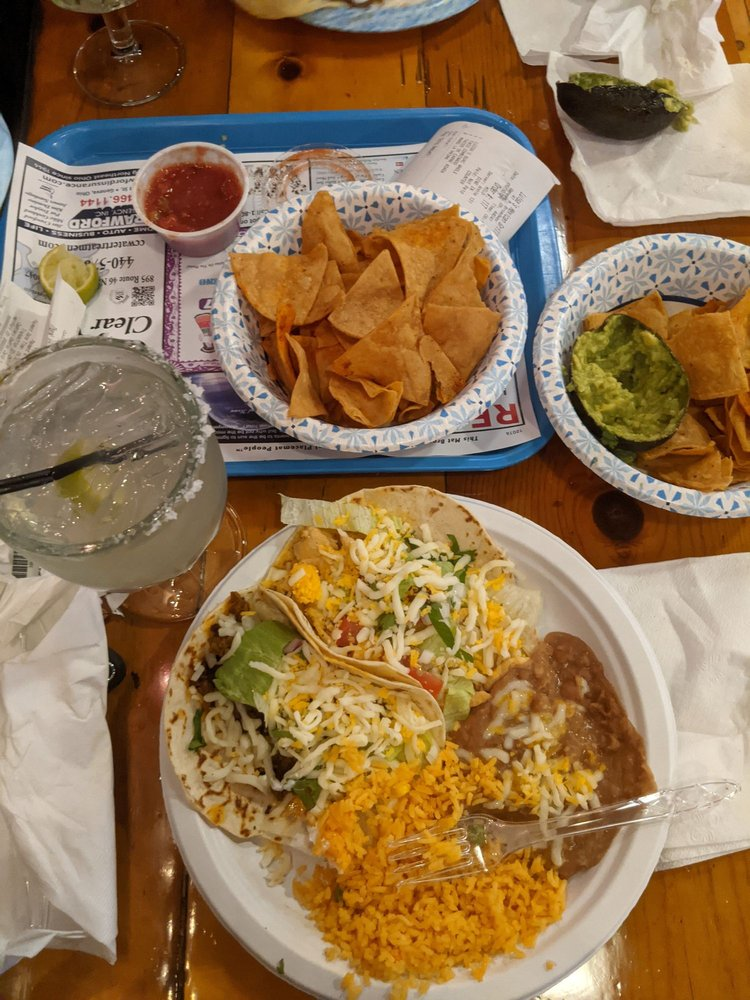 Luisa's Mexican Grill: 41 N Broadway, Geneva, OH