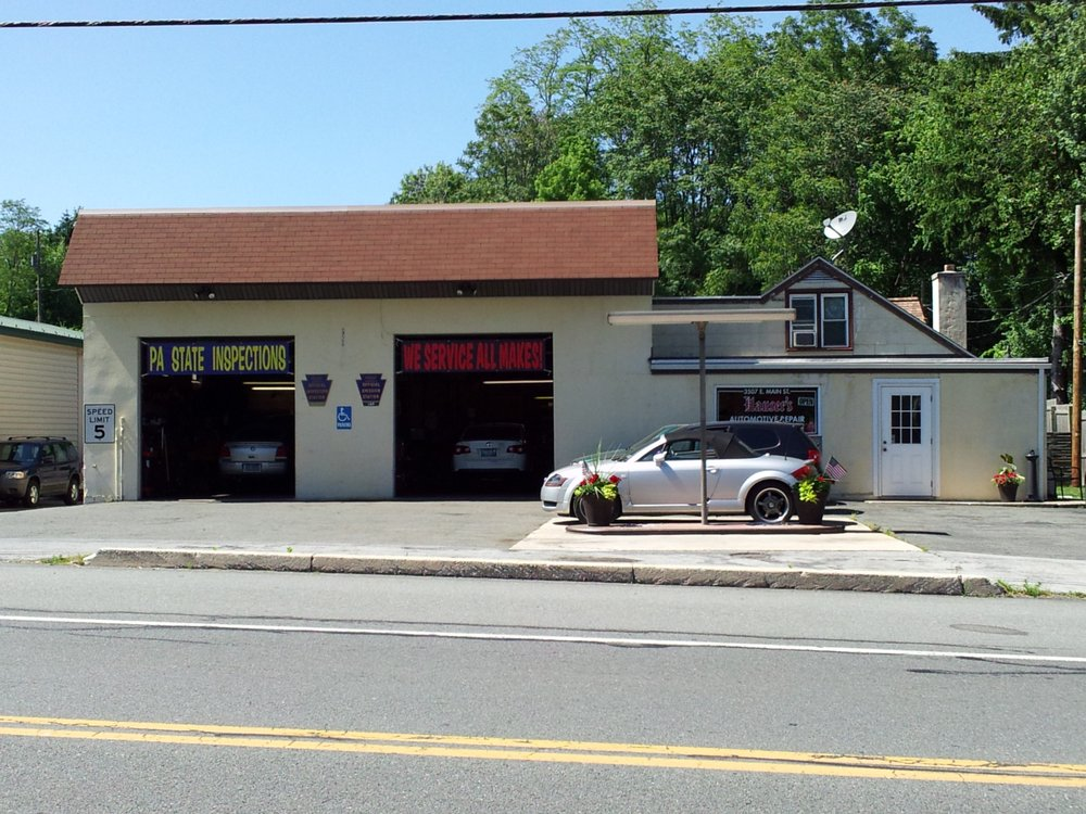 Hauser's Automotive: 3507 Main St, Morgantown, PA