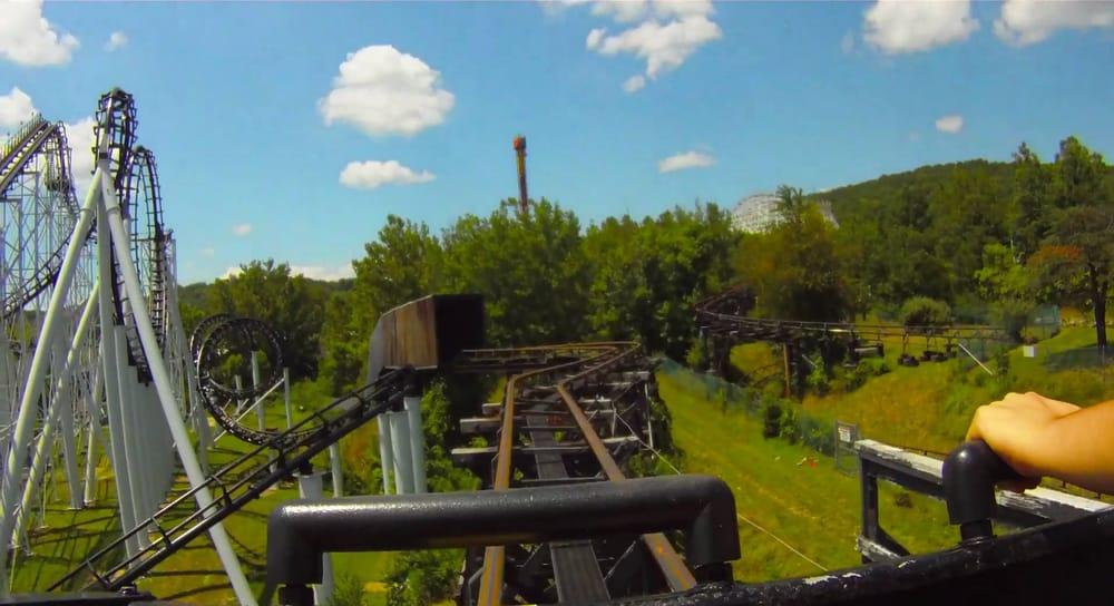 River King Mine Train: 4900 Six Flags Rd, Pacific, MO