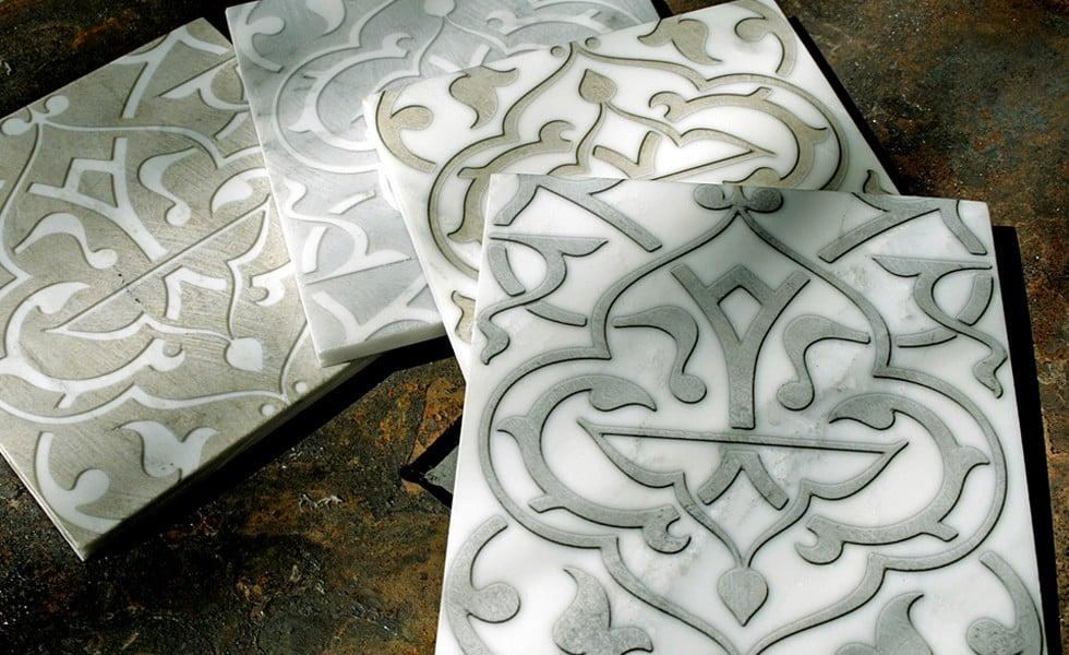 Order Custom Patterned Tiles For A Beautiful Backsplash