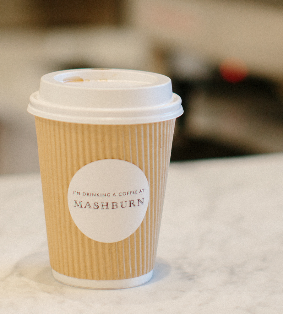 Mashburn Coffee: 1198 Howell Mill Rd, Atlanta, GA