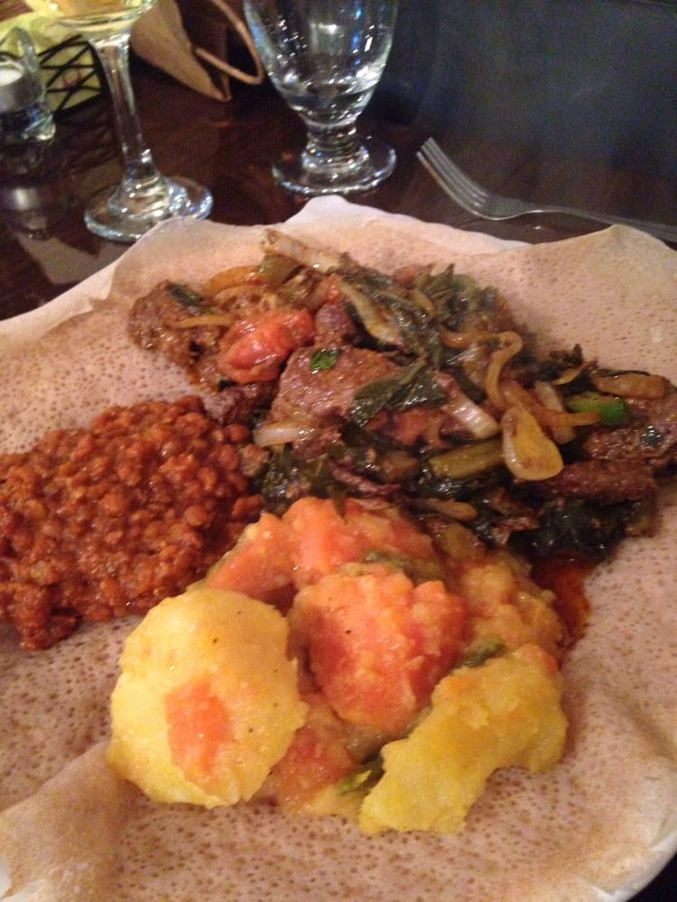 Ethiopian Food New Brunswick