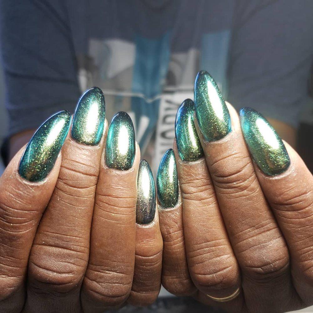 Queen Nails: 629 Webster St, Fairfield, CA