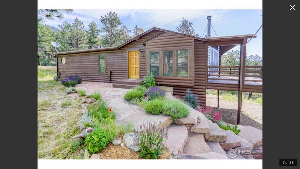 Baer Forestry: Lyons, CO