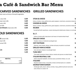 AHRA Cafe & Sandwich Bar - 23 Photos & 42 Reviews - Cafes - 1100 ...