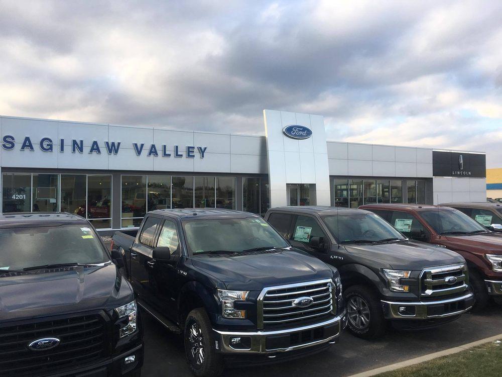 Ford Dealers Near Bay City Mi