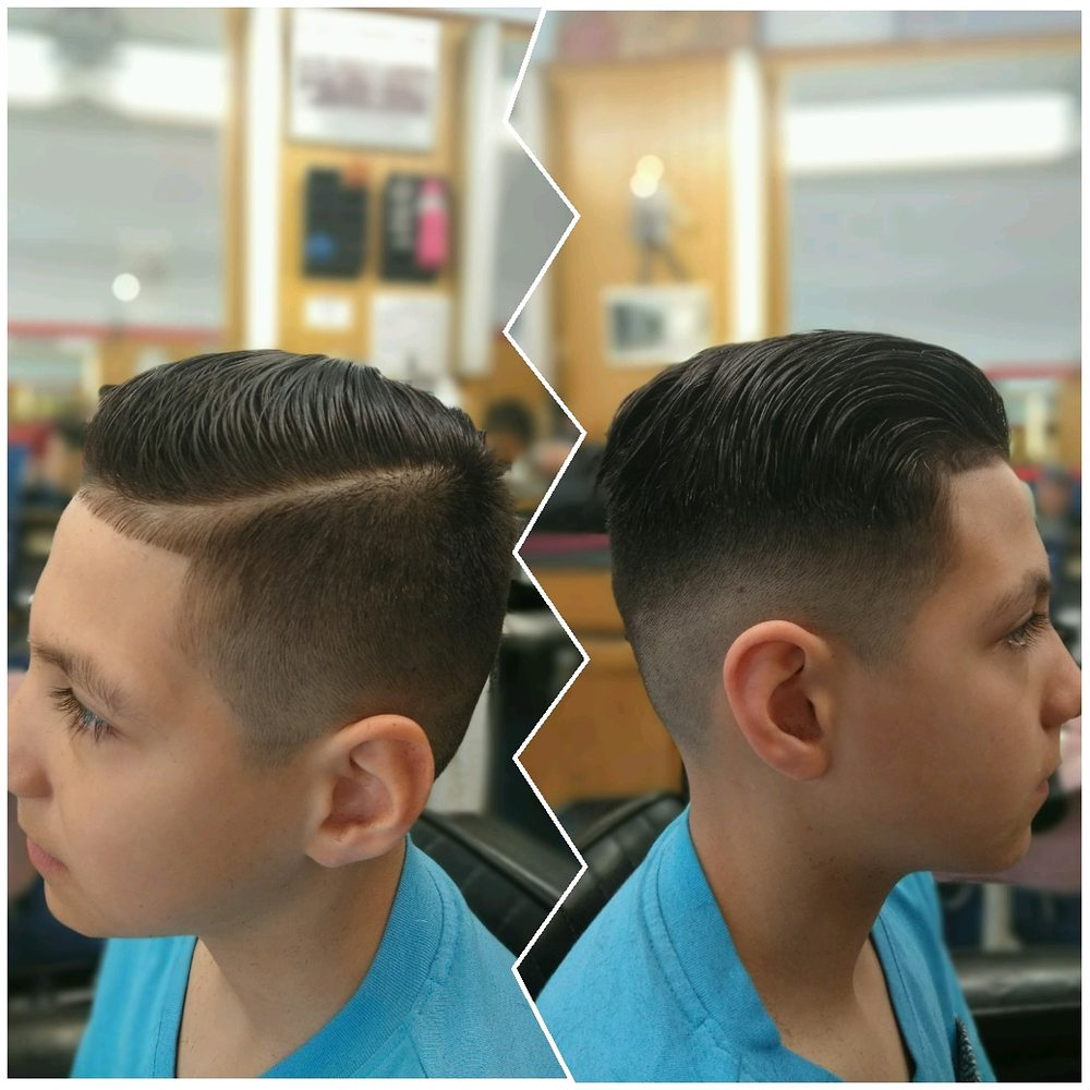 Dapper Dan's Barbershop: 102 E 2nd St, Kuna, ID