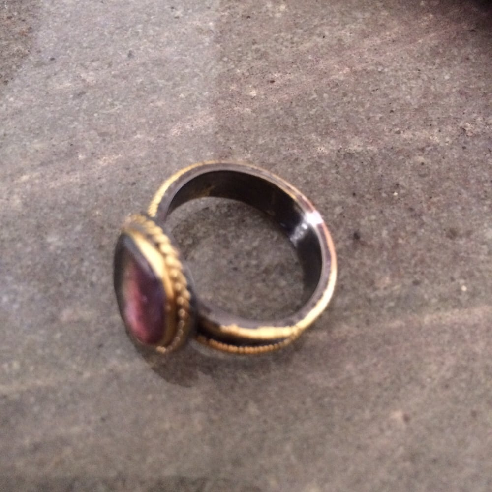 This Is The Ring I Am Describing In My Review Below. Nice