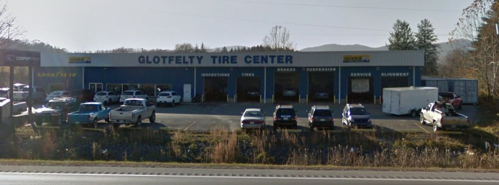 Glotfelty Tire Center: 1080 Beverly Pike, Elkins, WV