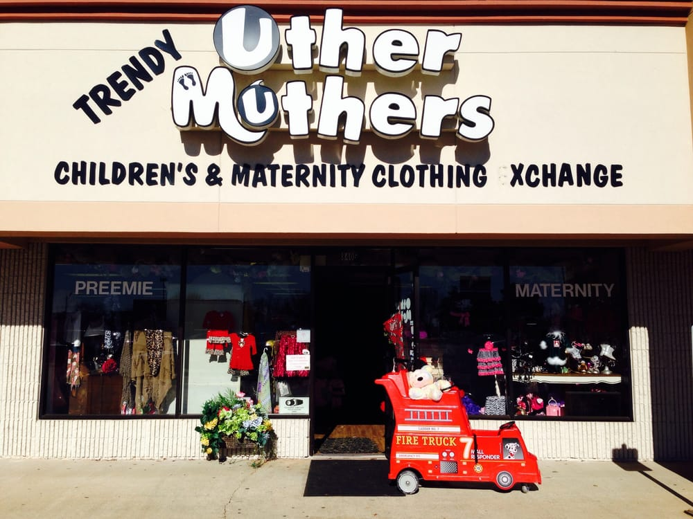 Trendy Uther Muthers: 8405 S Western Ave, Oklahoma City, OK