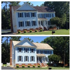 Photo Of Veteran Roof Treatment   Louisa, VA, United States. Cedar Roof  Cleaning