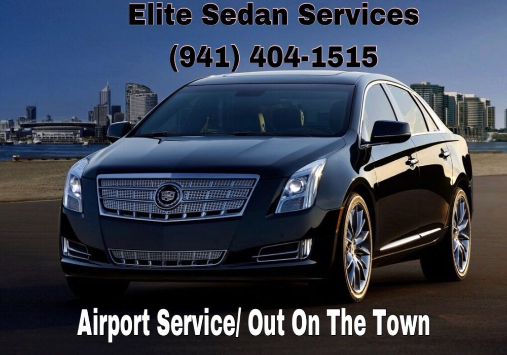 Elite Sedan Services: 4825 Sawyer Rd, Sarasota, FL