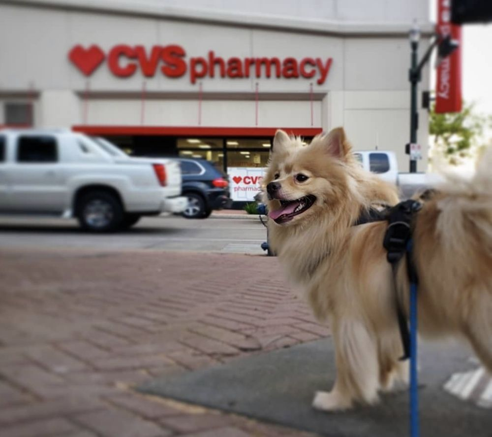 CVS Pharmacy: 506 E Nelson St, Lexington, VA