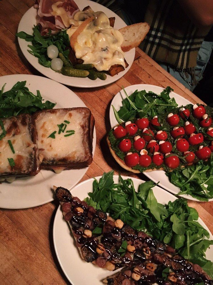 Raclette: 511 E 12th St, New York, NY