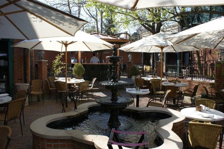 Photo of Lindeyu0027s - Columbus OH United States. The BEST patio in Columbus & The BEST patio in Columbus - Yelp