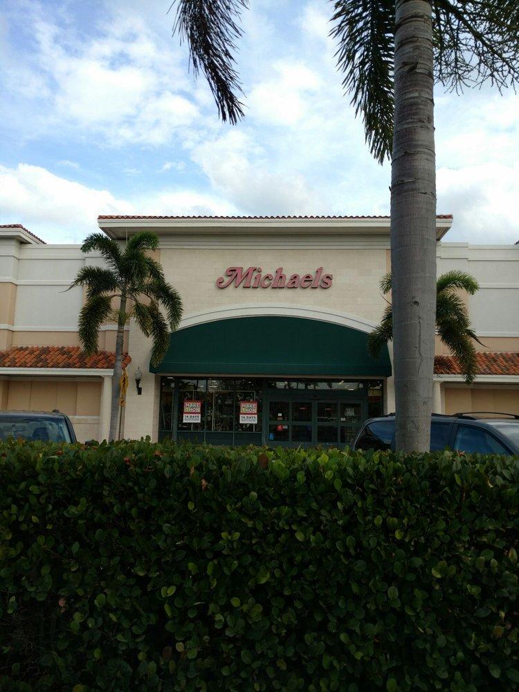 Michaels: 11240 Legacy Ave, Palm Beach Gardens, FL