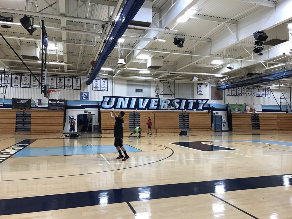 high school gym. Photo Of University High School - Irvine, CA, United States. Basketball Gym At