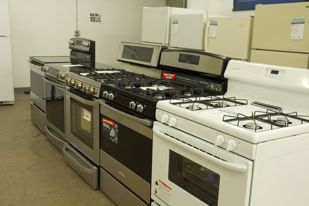 Photos For Affordable Used Appliances Yelp