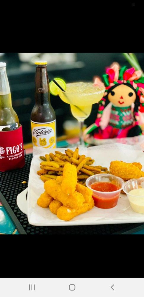 Figo's Mexican Restaurant: 490 E Fitzgerald, Gerald, MO