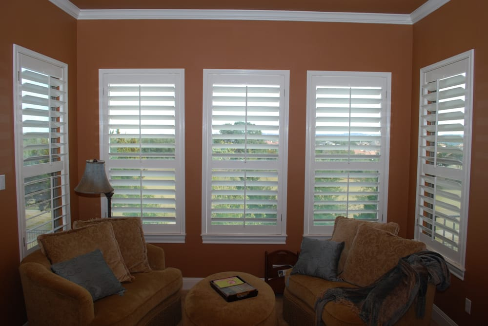 Custom plantation shutters interior shutters shown here for Southern plantation shutters