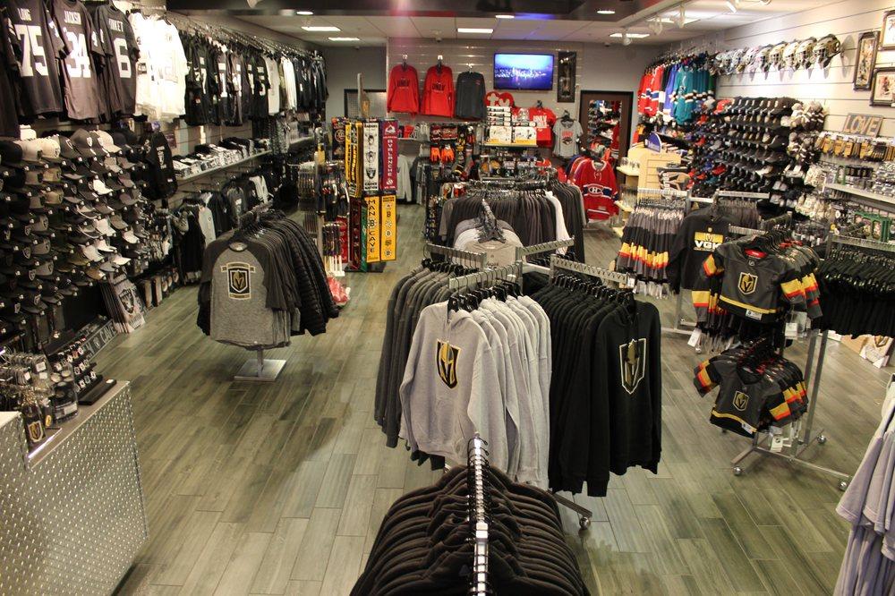 Vegas Sports and Hockey