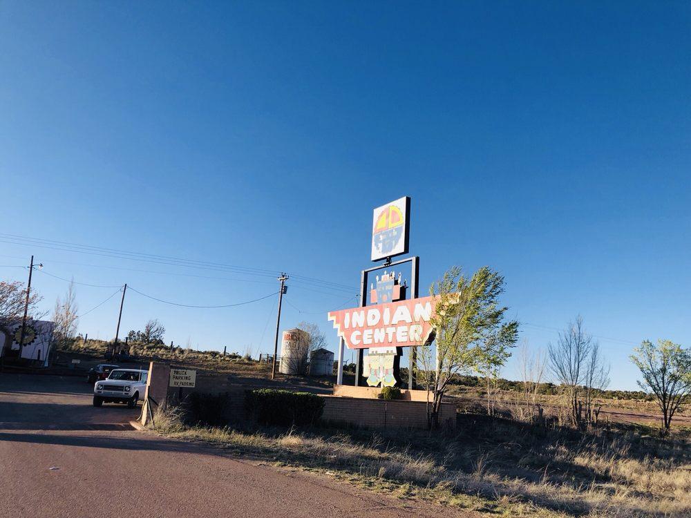 Indian Ruins Indian Store: I-40 Ortega Rd, Sanders, AZ