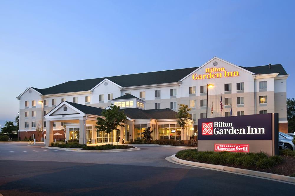 Hotel exterior yelp - Hilton garden inn silver spring md ...